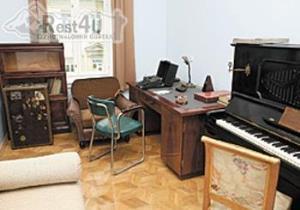 К Евро 2012 отреставрируют дом-музей Прокофьева