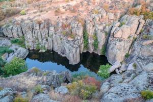 Дивовижні місця України - Актовський каньйон