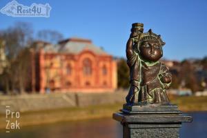 Міні-скульптура статуя Свободи
