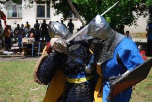 Середньовічна культура та реконструкція, найкращий фестиваль Закарпаття «Срібний Татош 2017»