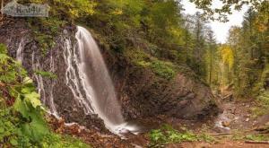 Водоспад Женецький Гук