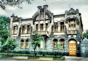 """Будинок """"Плачущої вдови"""" в Києві"""