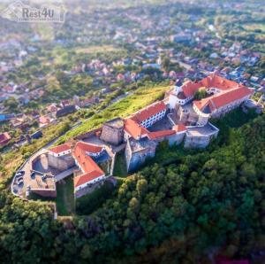 Замок Паланок в Мкуачеві