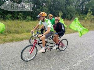 Благодійний велопробіг