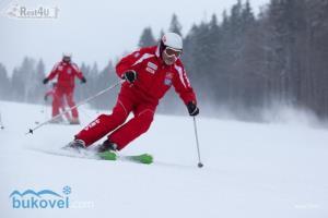 В Буковеле благодаря свежему снегу открывают дополнительные трассы