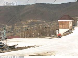 Открытие горнолыжного комплекса  Красия перенесено