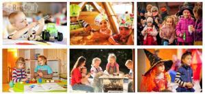 Весняні канікули: батьки та діти разом