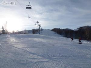 On-line видеотрансляция с горнолыжного комплекса Красия