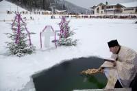 Буковель приглашает на 6-й фестиваль моржей