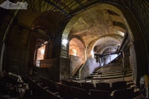 В таємничих підвалах Одеси відкриється підземний театр