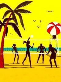 В Херсоне пройдет турнир по пляжному воллейболу