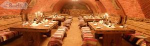 Дегустація вина у замку Паланок