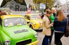 Вінниця запрошує на парад ретро-автомобілі